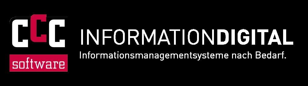 Verwaltungssoftware von ccc